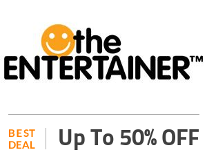 The Entertainer Coupon Code & Offers