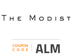 The Modist Coupon Code: ALM