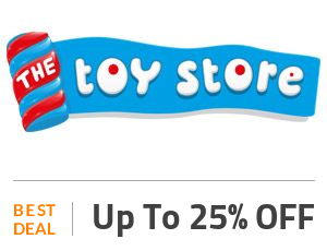 The Toy Store Coupon Code & Offers