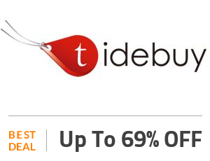 Tidebuy Coupon Code & Offers