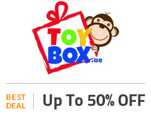 Toybox Coupon Code & Offers