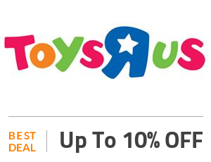 Toys R Us Coupon Code & Offers