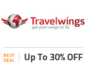 Travelwings Coupon Code & Offers