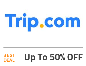 Trip Deal: Up to 50% On Hotel Bookings Off