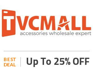 TVC-mall Coupon Code & Offers