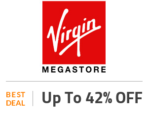 Virgin Megastore Coupon Code & Offers