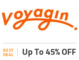Voyagin Coupon Code & Offers