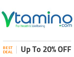 Vtamino Coupon Code & Offers
