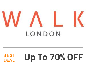 Walk London Shoes Coupon Code & Offers