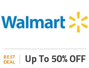 WALMART Coupon Code & Offers