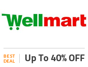 wellmart Coupon Code & Offers