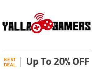 Yalla Gamers Coupon Code & Offers