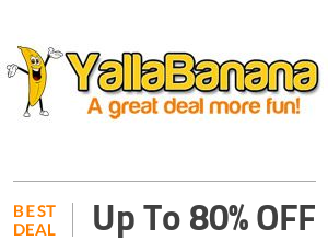 yallabanana Coupon Code & Offers
