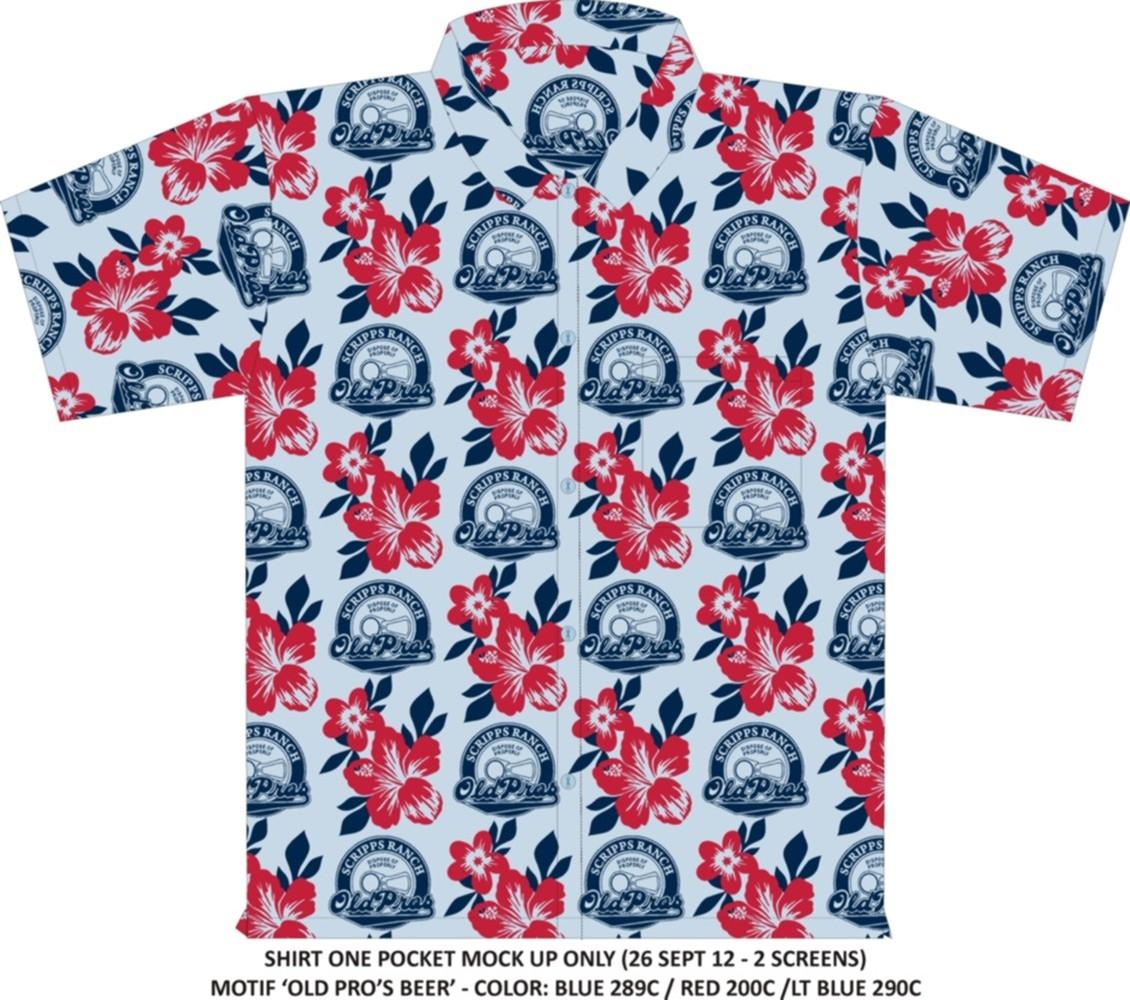 4f83492f Custom Hawaiian Shirts - Discount Wholesale Custom And Bulk