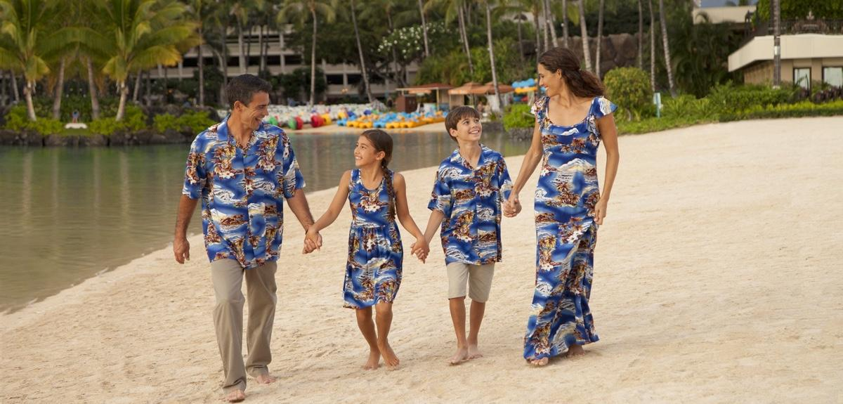 Hawaiian Shirt - Capture The Aloha Spirit With The Entire Family!