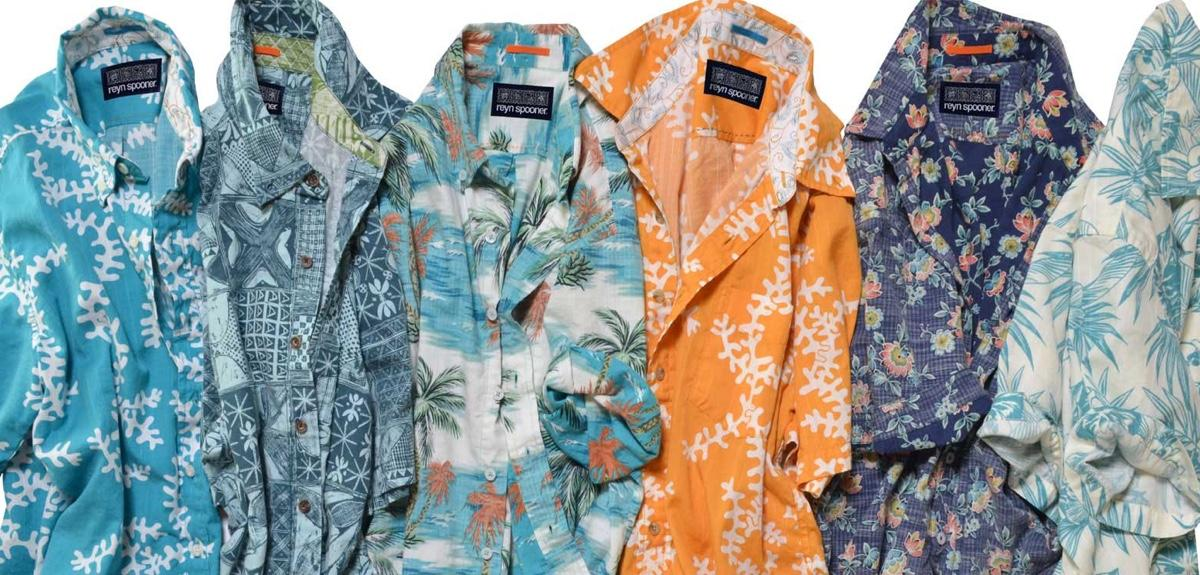 Hawaiian Shirt - New shirts arriving from Reyn Spooner every month!