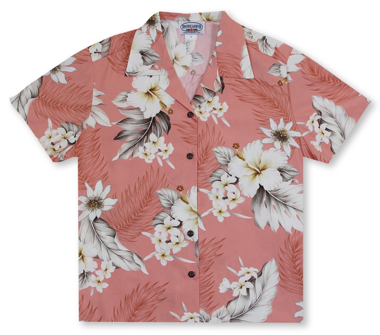 Hawaiian Shirts From Aloha Shirt Shop | Pacific Legend Ladies