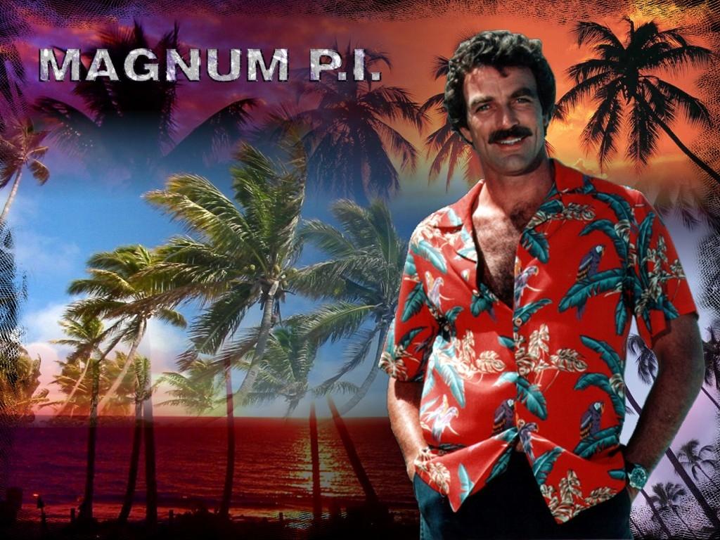 8938d868d ... Paradise Found Jungle Bird Red Tom Selleck Magnum PI - Red · Enlarge · magnum  pi shirts ...