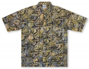 Rum Reggae Rock and Reel Hawaiian Shirt