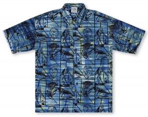 Rum Reggae Mean Team Hawaiian Shirt
