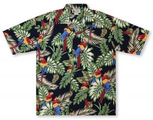 Aloha Republic AParrotLy So* Hawaiian Shirt
