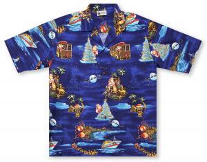 Christmas Hawaiian Shirts.Christmas Hawaiian Shirts Aloha Shirt Shop