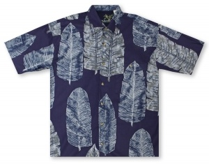 Bamboo Cay Banana Leaf Hawaiian Shirt