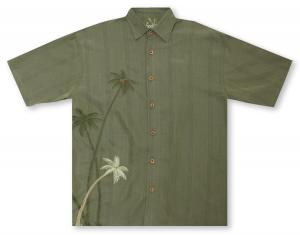 Bamboo Cay Palm Sway Hawaiian Shirt
