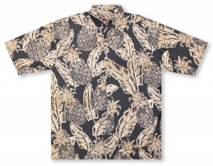 Bamboo Cay Pineapple Obsession* Hawaiian Shirt