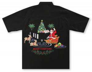 Bamboo Cay Oh Christmas Tree - Pre-Order: Will bill and ship 10-10-18 Hawaiian Shirt