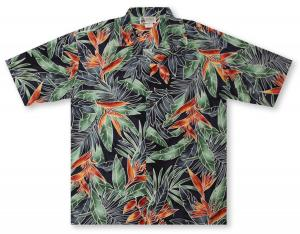 Aloha Republic Bird of Paradise Hawaiian Shirt