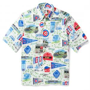 706a0e79 new Reyn Spooner Chicago Cubs 2019 Hawaiian Shirt