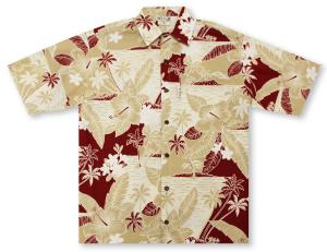 Go Barefoot Koko Head Hawaiian Shirt