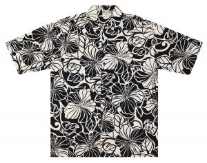 Go Barefoot In Paradise Big And Tall Hibiscus Garden* Hawaiian Shirt
