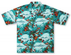 Aloha Republic Good Reef! Hawaiian Shirt