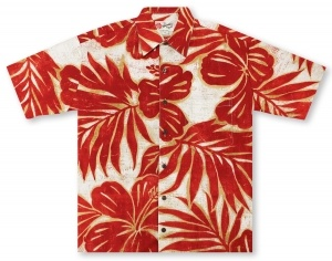 Hilo Hattie Hibiscus Mix Hawaiian Shirt