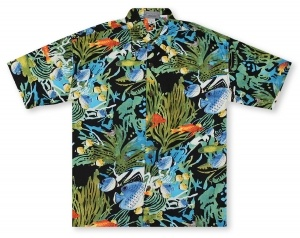 High Seas Tropical Reef* Hawaiian Shirt
