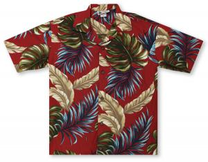 Aloha Republic Frond Of You Hawaiian Shirt