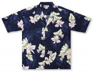 Aloha Republic Leaf It Be Hawaiian Shirt