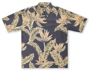 Kahala Island Birds Hawaiian Shirt