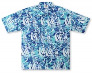 Rum Reggae It's A Breeze Hawaiian Shirt