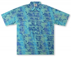 Rum Reggae Tutti Fruity Hawaiian Shirt