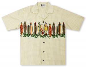 Aloha Republic Surfs Up! Hawaiian Shirt