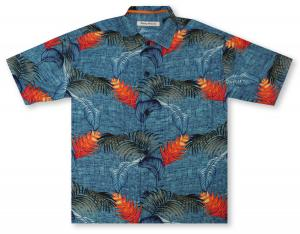 Tommy Bahama Boca Bouquet Hawaiian Shirt