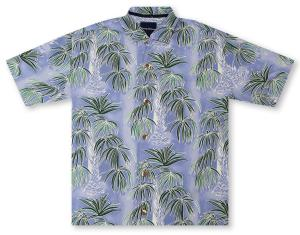 Tommy Bahama Cascading Palms Hawaiian Shirt