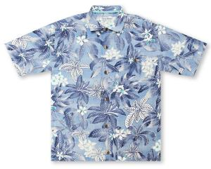 Tommy Bahama El Medano Jungle Hawaiian Shirt