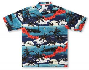 Tommy Bahama Moonlight In Paradise Hawaiian Shirt