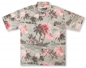 Tommy Bahama Puerto Palms Hawaiian Shirt