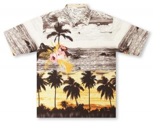 Tommy Bahama Sunset Serenade Hawaiian Shirt