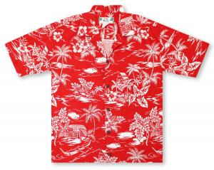 Two Palms Surf Shack Hawaiian Shirt